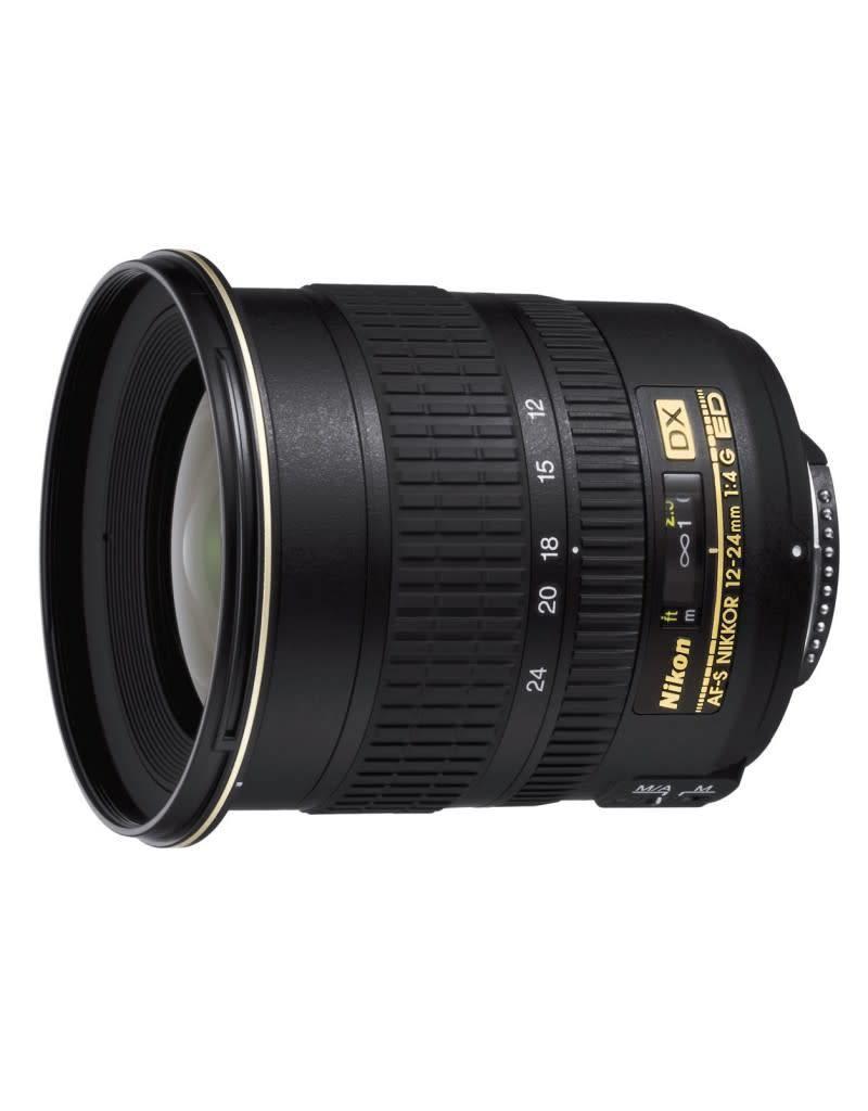 Nikon Nikon AF-S DX 12-24mm/F4.0