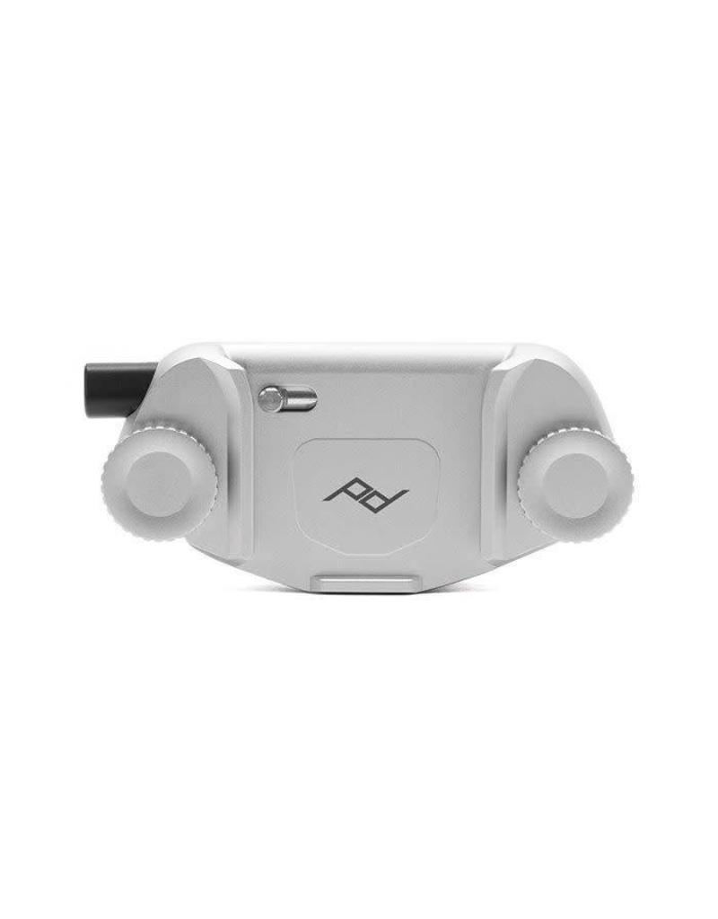 Peak Design Peak Design Capture camera clip (v3) silver - zonder plaat