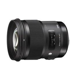 Sigma Sigma 50mm F1.4 DG HSM (A) Canon