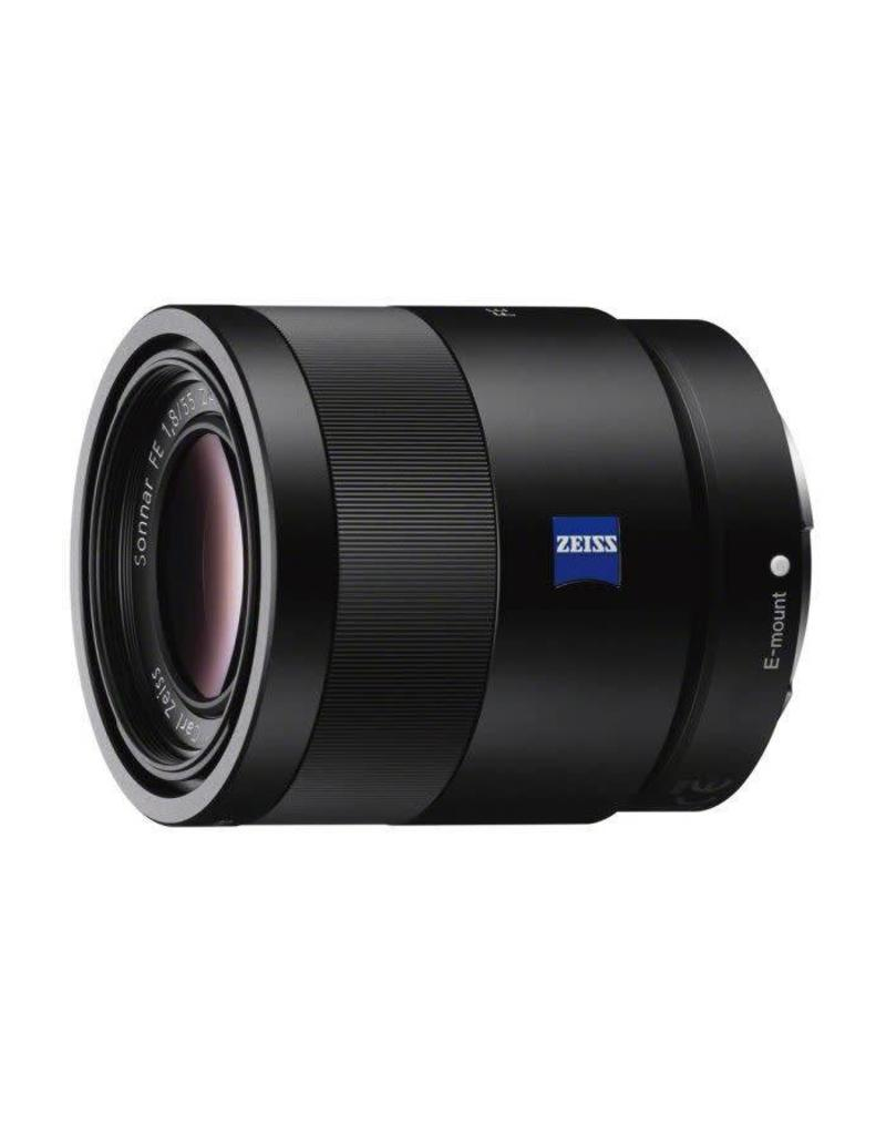 Sony Sony SEL 55mm f/1.8 ZA FE Full Frame
