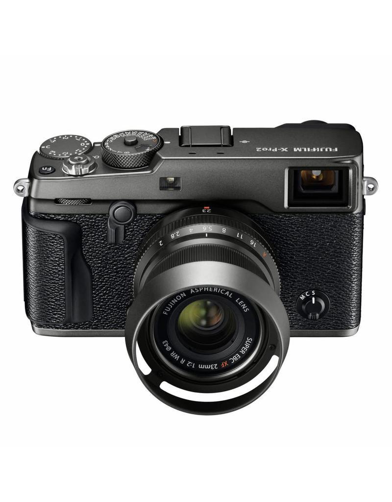 Fujifilm Fujifilm X-Pro2 Graphite Edition kit + XF23mmF2,0WR Graphite