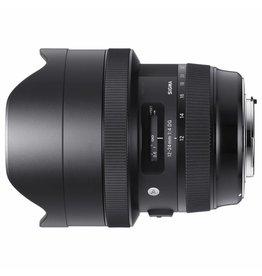 Sigma Sigma 12-24mm F4 DG HSM (A) Canon