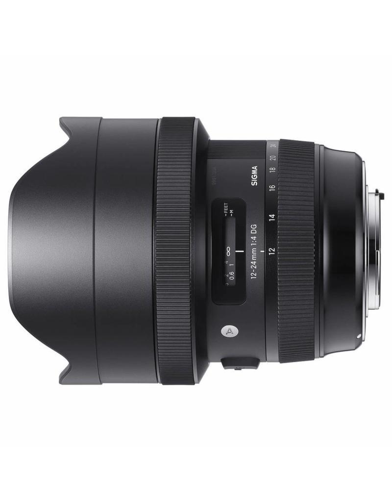 Sigma Sigma 12-24mm F4 DG HSM Art Canon