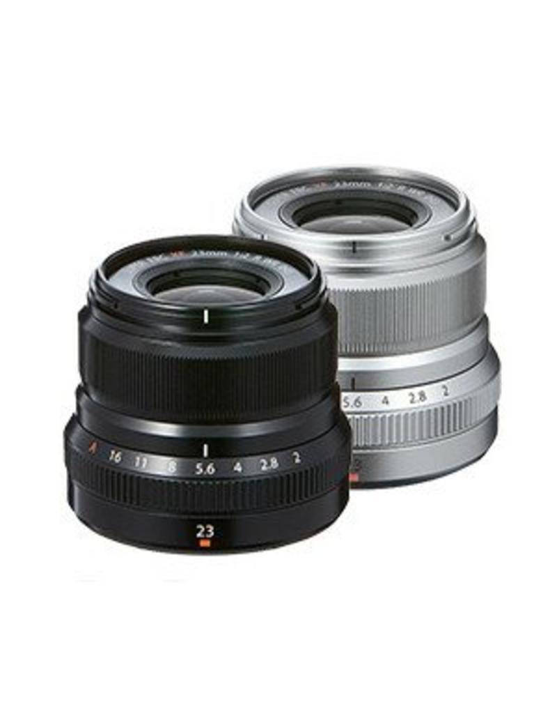 Fujifilm Fujifilm XF23mm F2.0 WR Black
