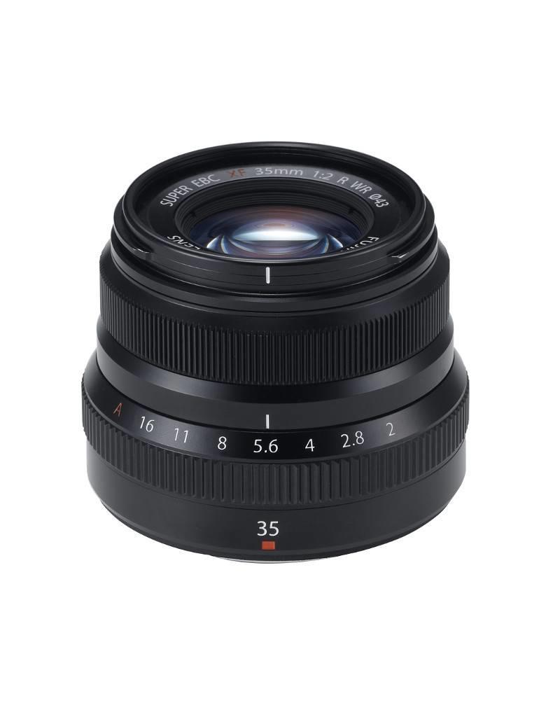 Fujifilm Fujifilm XF35mm F2.0 WR Black