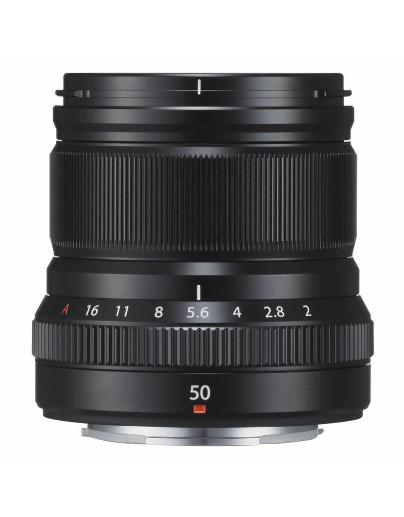 Fujifilm Fujifilm XF50mm F2.0 WR Black