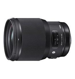 Sigma Sigma 85mm F1.4 DG HSM (A)  Canon