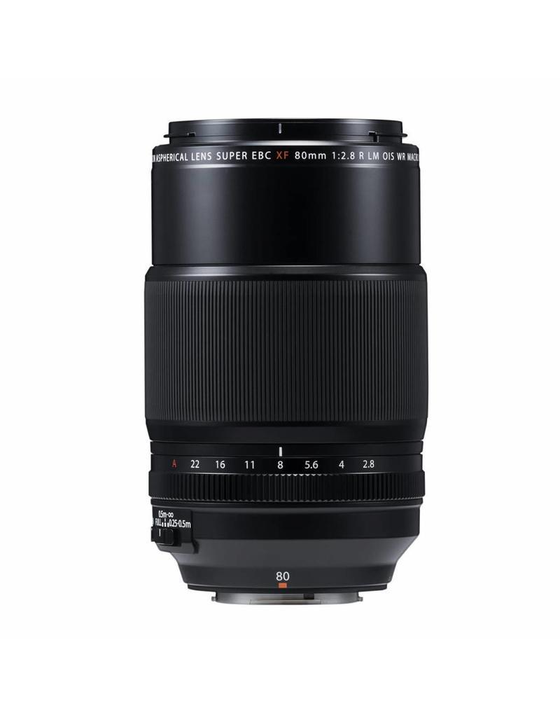 Fujifilm Fujifilm XF80mm F2.8 R LM OIS WR Macro