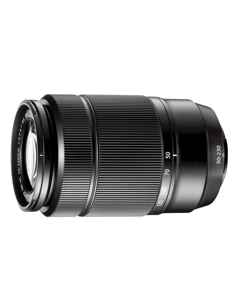 Fujifilm Fujifilm XC50-230mm  4.5-6.7 OIS II Black PH