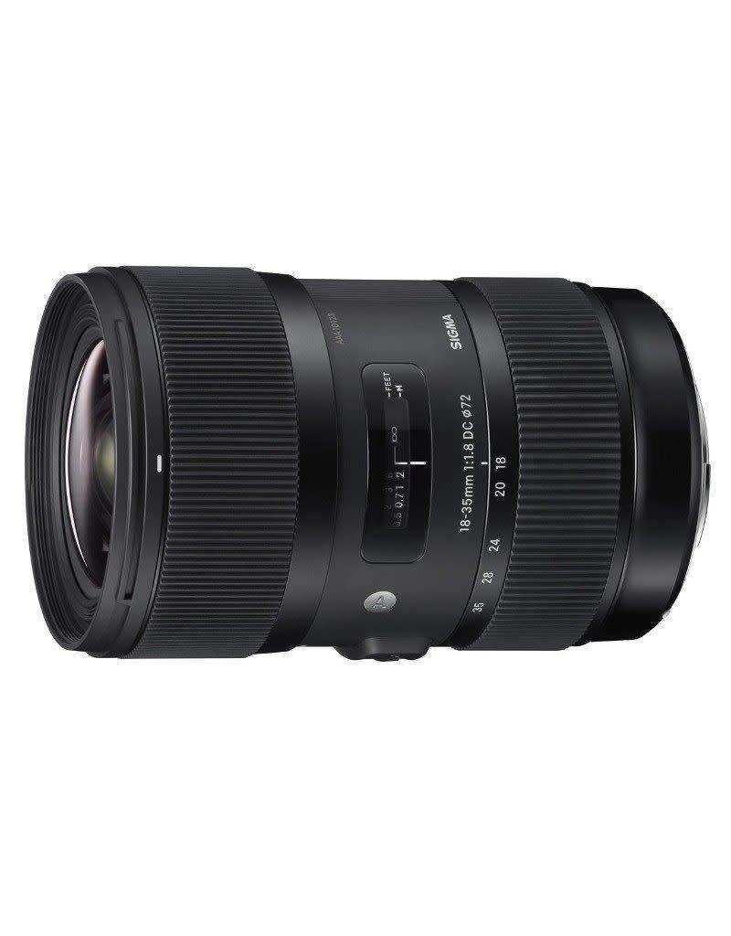 Sigma Sigma 18-35mm F1.8 DC HSM (A) Nikon