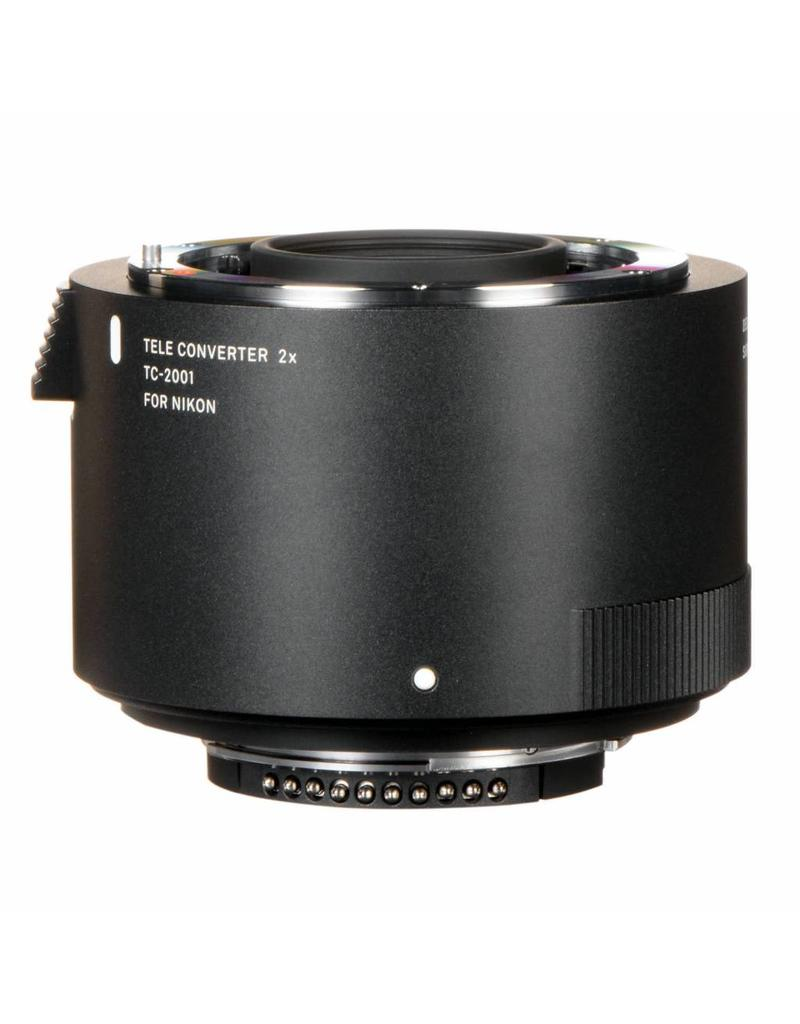 Sigma Sigma 2.0x Converter TC-2001 Nikon