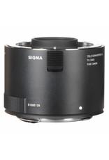 Sigma Sigma 2.0x Converter TC-2001 Canon