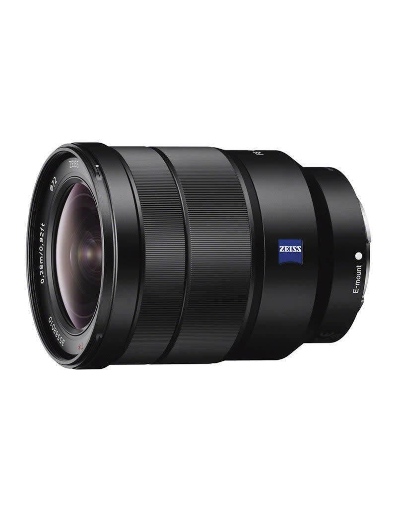 Sony Sony SEL 16-35mm FE F4 ZA OSS ZEISS