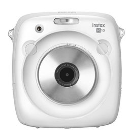 Fuji Fuji Instax SQ10 Square camera white