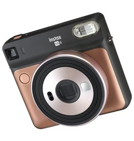 Fuji Fuji Instax SQ6 Square camera Blush Gold