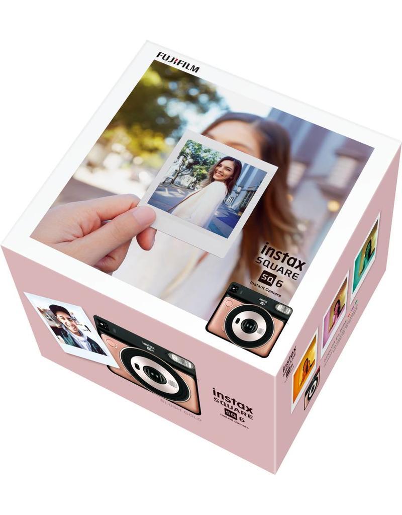 Fuji Fuji Instax SQ6 Square camera Blush Gold