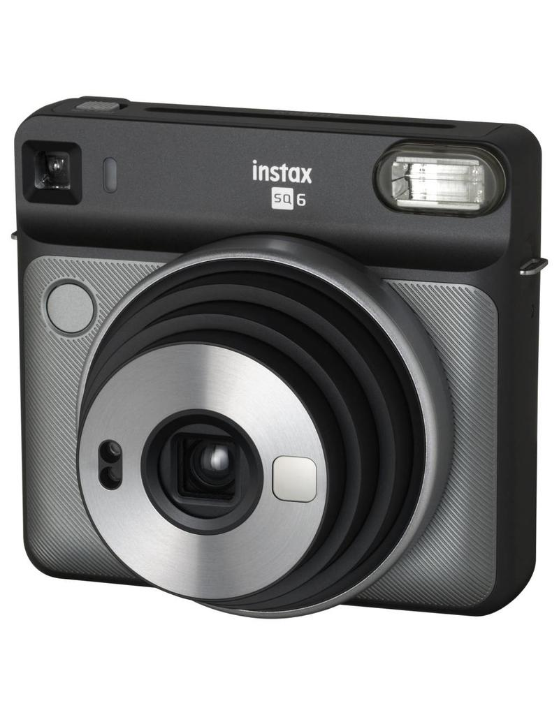 Fuji Fuji Instax SQ6 Square camera Graphite Gray