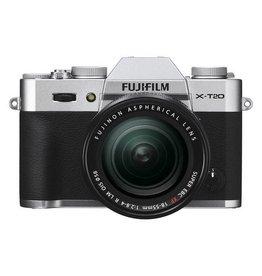 Fujifilm Fujifilm X-T20 Kit XF18-55mm Silver