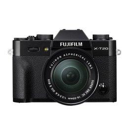 Fujifilm Fujifilm X-T20 Kit XC16-50mm II Black
