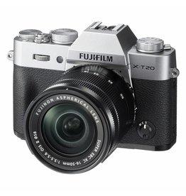 Fujifilm Fujifilm X-T20 Kit XC16-50mm II Silver
