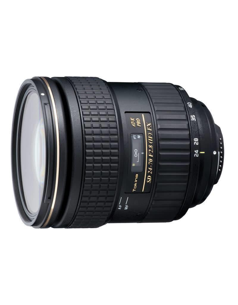 Tokina Tokina AT-X PRO FX 24-70mm / 2.8 Nikon