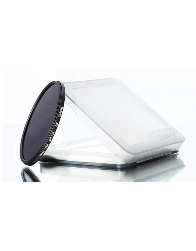 Benro Benro Filter SHD ND1000 IR ULCA WMC 72mm (3.0) 10 stops
