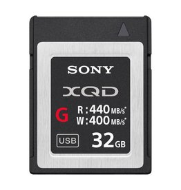 Sony Sony XQD High Speed 32GB R440 W400