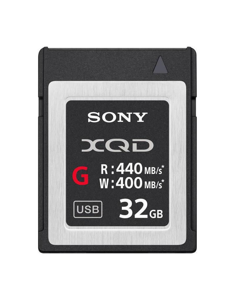 Sony Sony XQD High Speed 32GB R440 W400