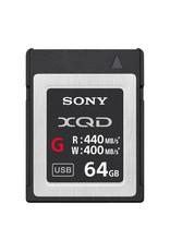 Sony Sony XQD High Speed 64GB R440 W400