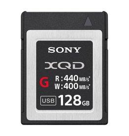 Sony Sony XQD High Speed 128GB R440 W400