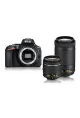 Nikon Nikon D5600 + AF-P DX 18-55 VR + AF-P 70-300 VR