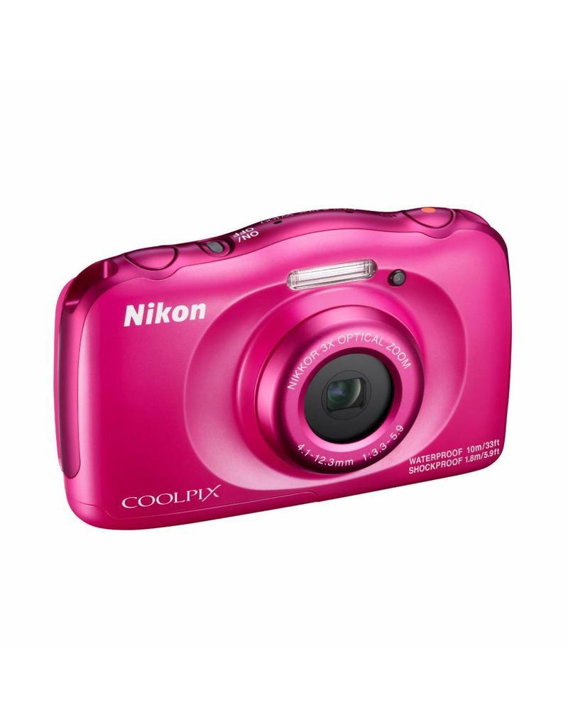Nikon Nikon Coolpix W100 roze