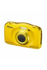 Nikon Nikon Coolpix W100 geel