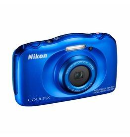 Nikon Nikon Coolpix W100 blauw