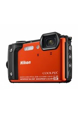 Nikon Nikon Coolpix W300 oranje