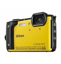 Nikon Nikon Coolpix W300 geel