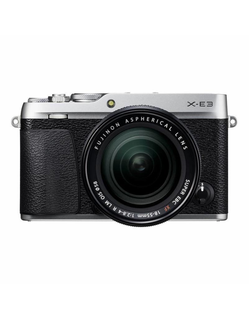 Fujifilm Fujifilm X-E3 + 18-55 silver kit