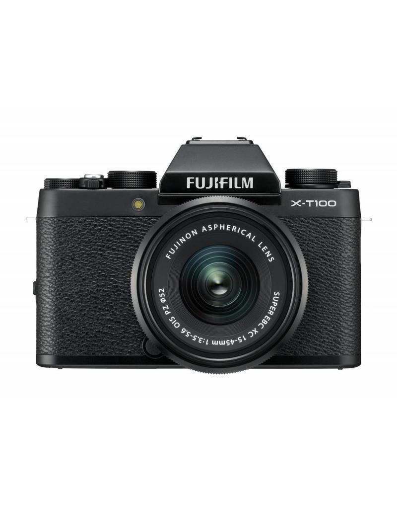 Fujifilm Fujifilm X-T100 Black KIT + XC15-45mm