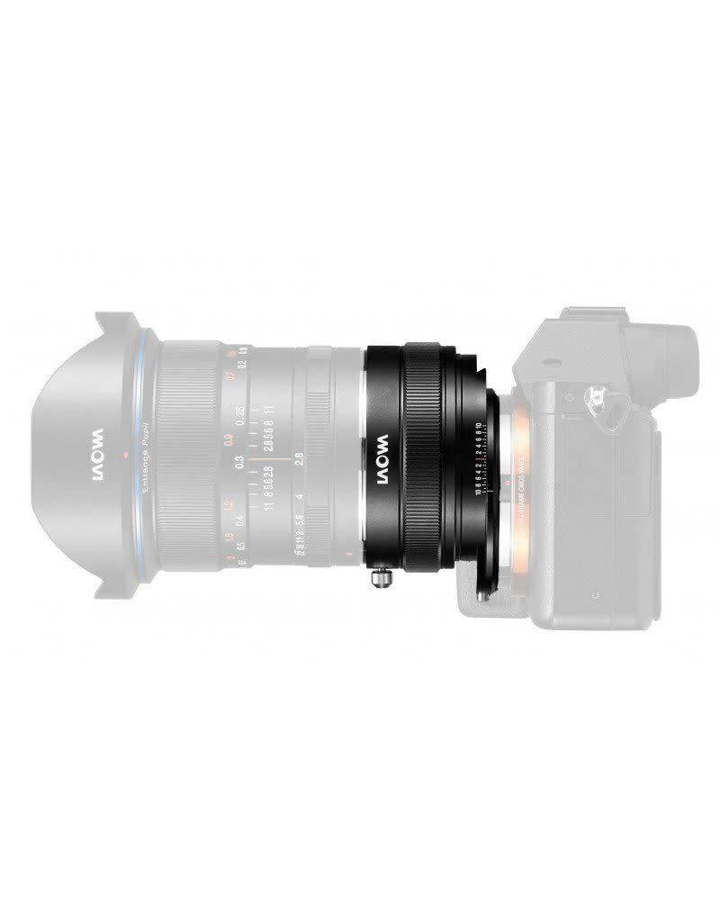 Laowa Venus LAOWA Magic Shift Converter - Nikon G to Sony FE