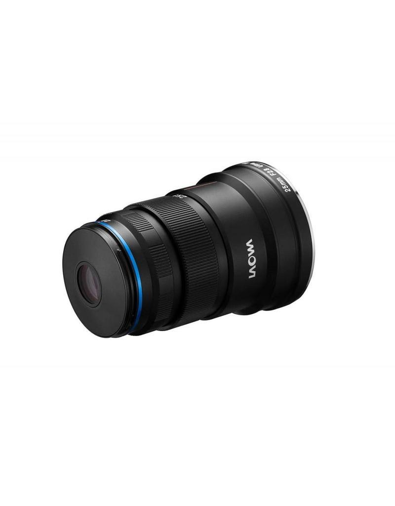 Laowa Venus LAOWA 25mm f/2.8 2.5-5X Ultra-Macro Lens - Nikon F