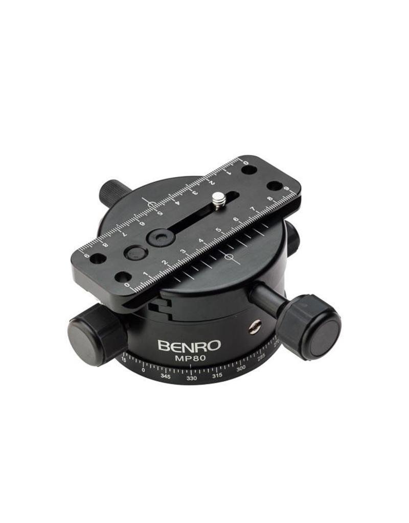Benro Benro Macrohoofd MP80
