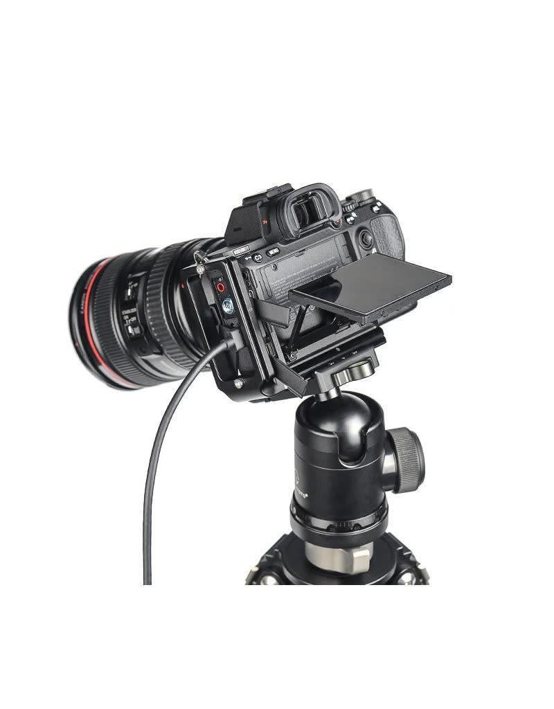 Sunwayfoto Sunwayfoto L-Plate for Sony A7III, A7RIII & A9  (PSL-A7RIII)