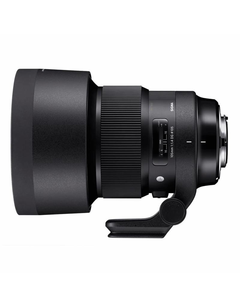 Sigma Sigma 105mm F1.4 DG HSM Art Sony E