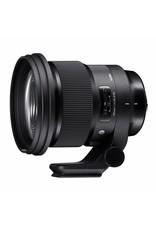 Sigma Sigma 105mm F1.4 DG HSM Art Canon
