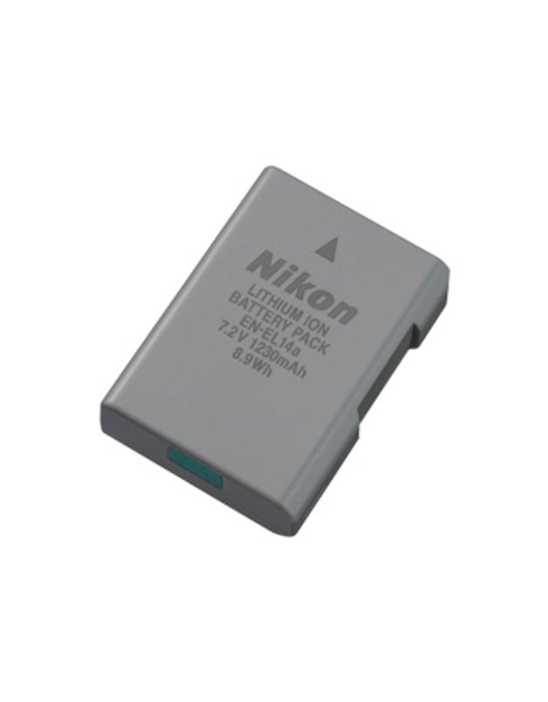 Nikon Nikon EN-EL14a accu