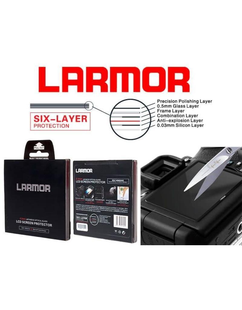 MAS Larmor Screen Protector Nikon D810