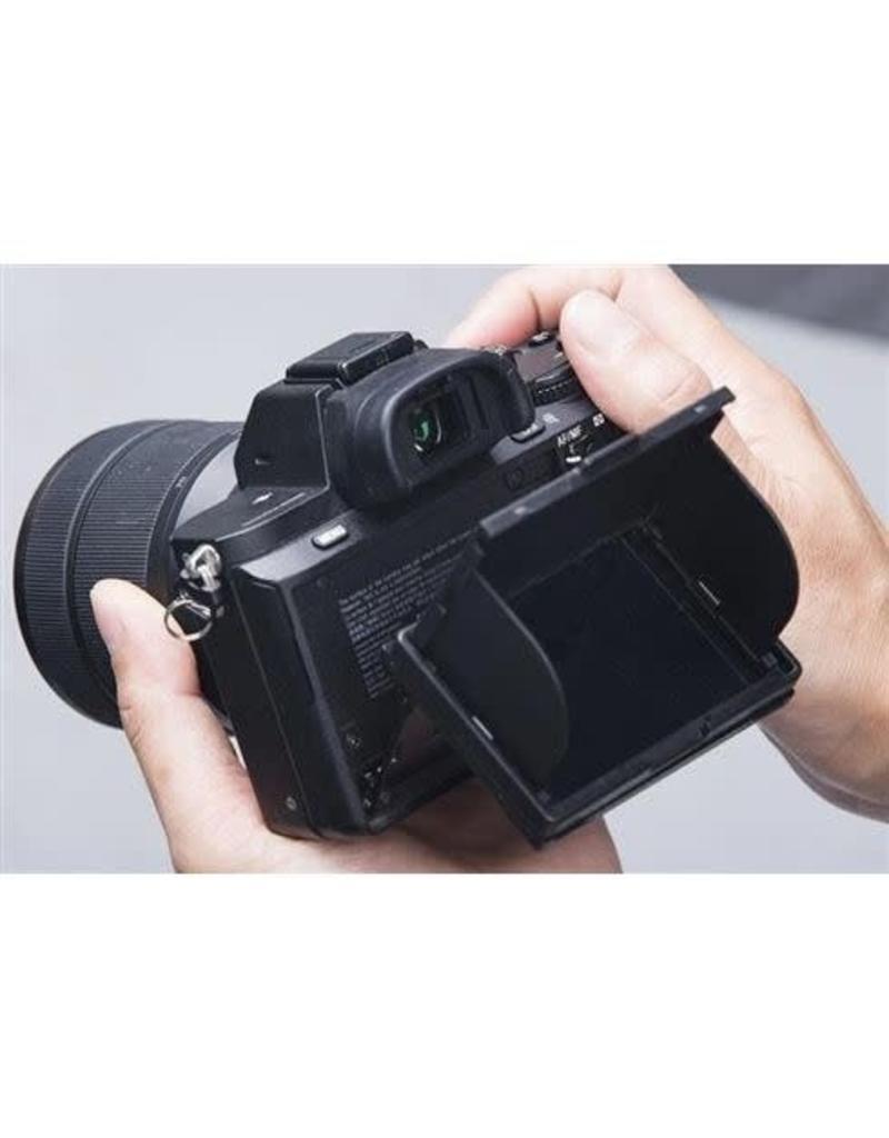 Larmor Larmor Sunshade Hood voor Sony/Nikon
