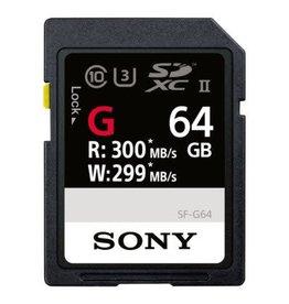 Sony Sony SDXC UHS-II 64GB R300 W299