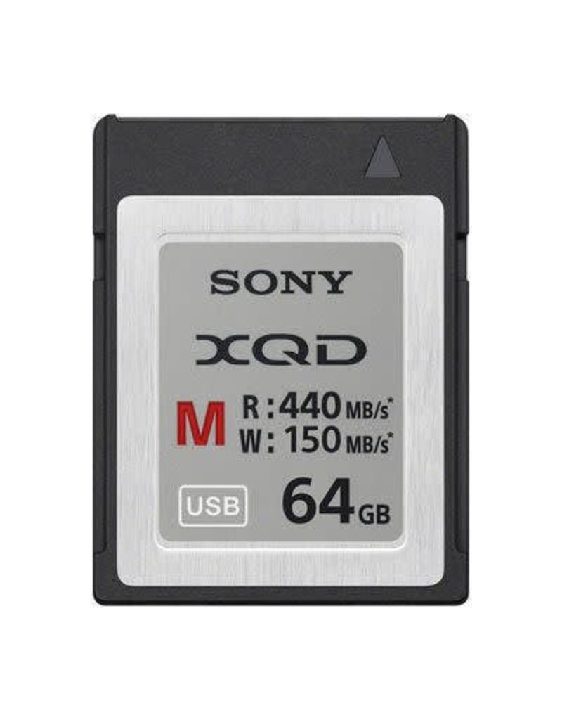 Sony Sony XQD Standaard 64GB R440 W150