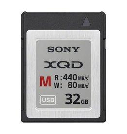 Sony Sony XQD Standaard 32GB R440 W80